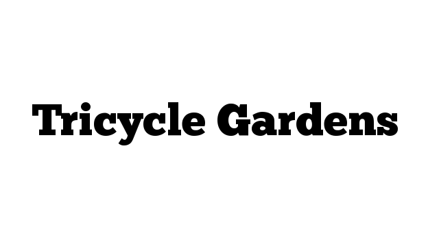 Tricycle Gardens